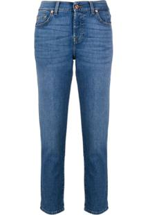 7 For All Mankind Calça Jeans Asher - Azul