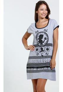 1b88ae6e0 ... Camisola Feminina Estampa Branca De Neve Disney
