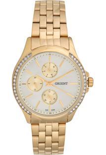 Relógio Orient Fgssm051-C1Kx Dourado