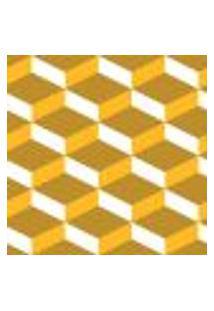 Papel De Parede Adesivo - Cubos - 081Ppv