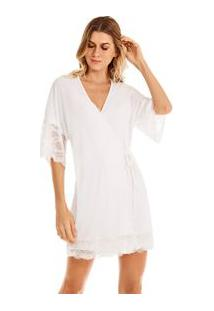 Robe Curto New Wishes Branco