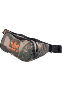 Pochete Adidas Waistbag Camo - Multicores