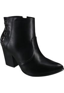 Bota Ramarim Ankle Boot Total Comfort