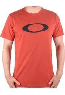 Camiseta Oakley O-Ellipse Plus Size Masculino - Masculino