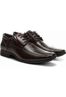 Sapato Social Couro Ferricelli Genebra Masculino - Masculino