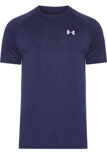 Camiseta Masculina Tech - Azul