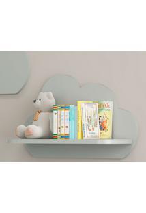 Prateleira Decorativa Nuvens 2706.160 Cinza - Multimóveis