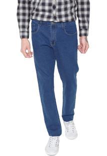 Calça Jeans Polo Wear Skinny Lisa Azul