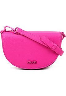 Bolsa Colcci Mini Bag Selaria Feminina - Feminino-Rosa