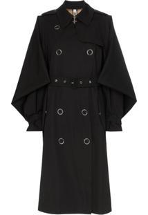 Burberry Trench Coat - Preto