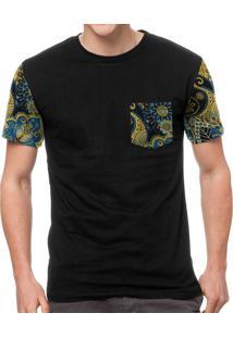 Camiseta Chess Clothing Pocket Indian