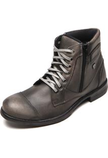 Bota Mr. Kitsch Cape Town Up 500 Cinza