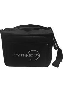 Bolsa Térmica Tipo Keeppack Rythmoon - Unissex-Preto