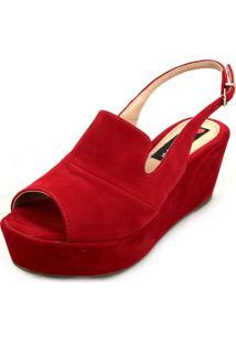 3c9a9fc5c4 Summer Boot Salto Anabela feminina