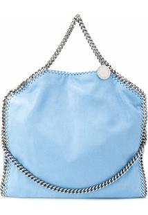 Stella Mccartney Bolsa Tiracolo Falabella Grande - Azul