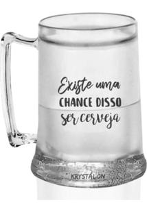 Caneca Gel 400Ml Personalizada Cerveja