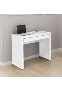 Escrivaninha/Mesa Para Computador Me4107 Branco - Tecno Mobili
