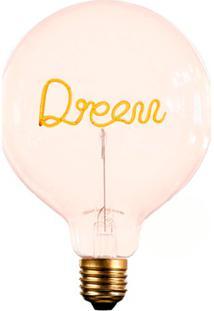 Lâmpada Decorativa Para Abajur Dream Luz Amarela