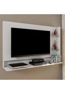 Painel Para Tv Até 42 Polegadas Link Branco