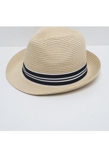 Chapéu De Praia Com Faixa