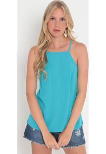 Blusa Lisa- Azul Claro- Colccicolcci