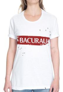 Bacurau Logo #Bacurau - Camiseta Basicona Unissex