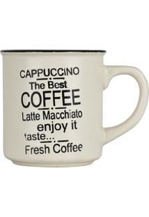 Xicara Coffee Branca