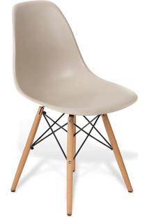 Cadeira Or-1102B Eames Com Base De Madeira Dkr Or Design Fendi
