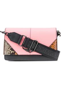 Zadig&Voltaire Lolita Cross Body Bag - Preto