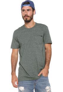 Camiseta Mcd Bolso Verde