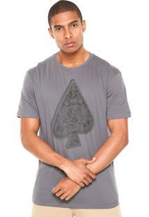 Camiseta Mcd Wireframe Cinza