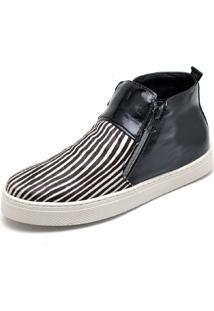 Bota Trivalle Hiate World Zebra