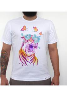 Tropicalia - Camiseta Clássica Masculina
