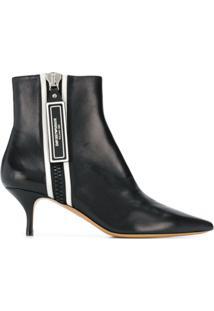 Emporio Armani Ankle Boots - Preto