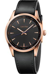 Relógio Calvin Klein K5A316C1 Rosê