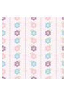 Papel De Parede Autocolante Rolo 0,58 X 3M - Flores 289465931
