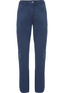 Calça Masculina Slim Colômbia - Azul Marinho