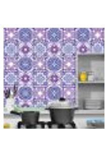 Adesivo De Azulejo Bela 10X10Cm