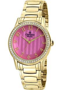 Relógio Champion Analógico Ch24740L Feminino - Feminino