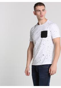 Camiseta Tie Dye Black