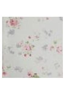 Papel De Parede Fragrant Roses Fa811008 Vinílico Com Estampa Contendo Floral
