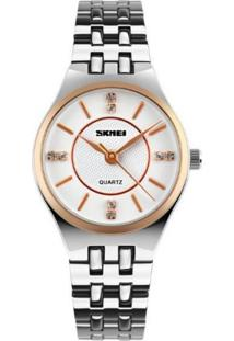 a6b350b80 Relógio Analógico Digital Dobravel feminino   Shoelover