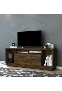 Rack Para Tv 1 Porta Bia 504024 Savana - Madetec