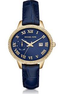 Relógio Michael Kors Feminino - Feminino-Dourado