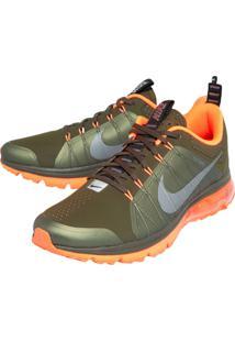 Tênis Nike Sportswear Air Max Supreme 4 Verde/Coral
