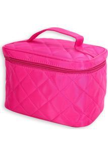 Necessaire Turpin Matelassê Pink