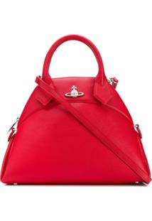 Vivienne Westwood Windsor Handbag - Vermelho