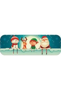 Passadeira Love Decor Noite De Natal Único - Kanui