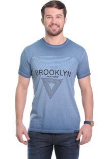 Camiseta Javali Azul Brooklyn