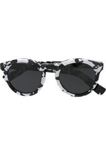Illesteva Óculos De Sol 'Leonard' - Preto